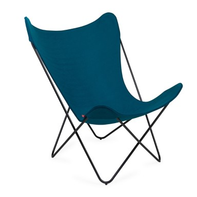 Chair Knoll Butterfly blue - 850,-€