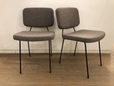 2 x Moulin Chairs Artifort - 350,-€