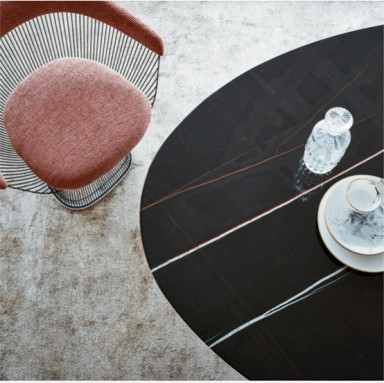 Knoll - Platner Table and Chair